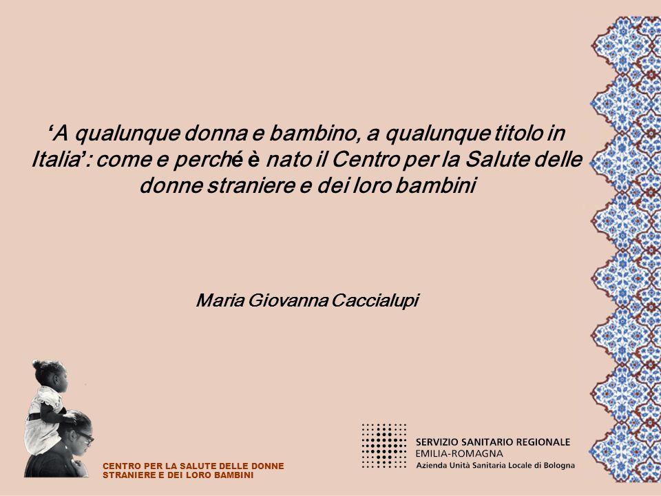 Maria Giovanna Caccialupi