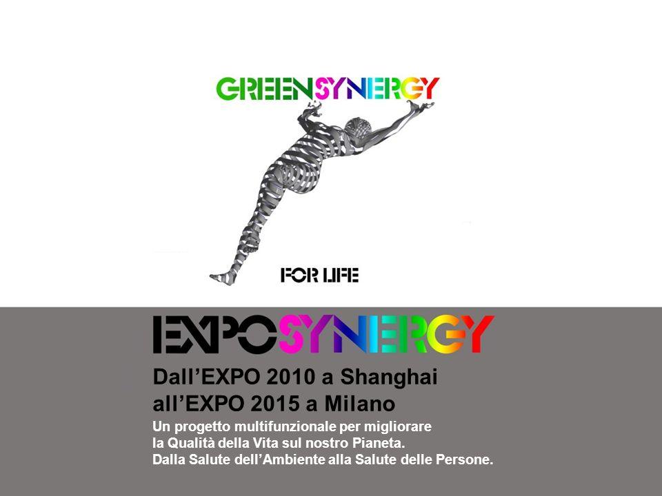 Dall'EXPO 2010 a Shanghai all'EXPO 2015 a Milano