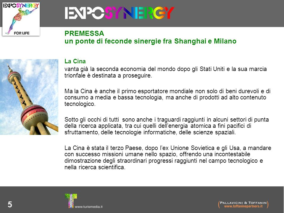 un ponte di feconde sinergie fra Shanghai e Milano
