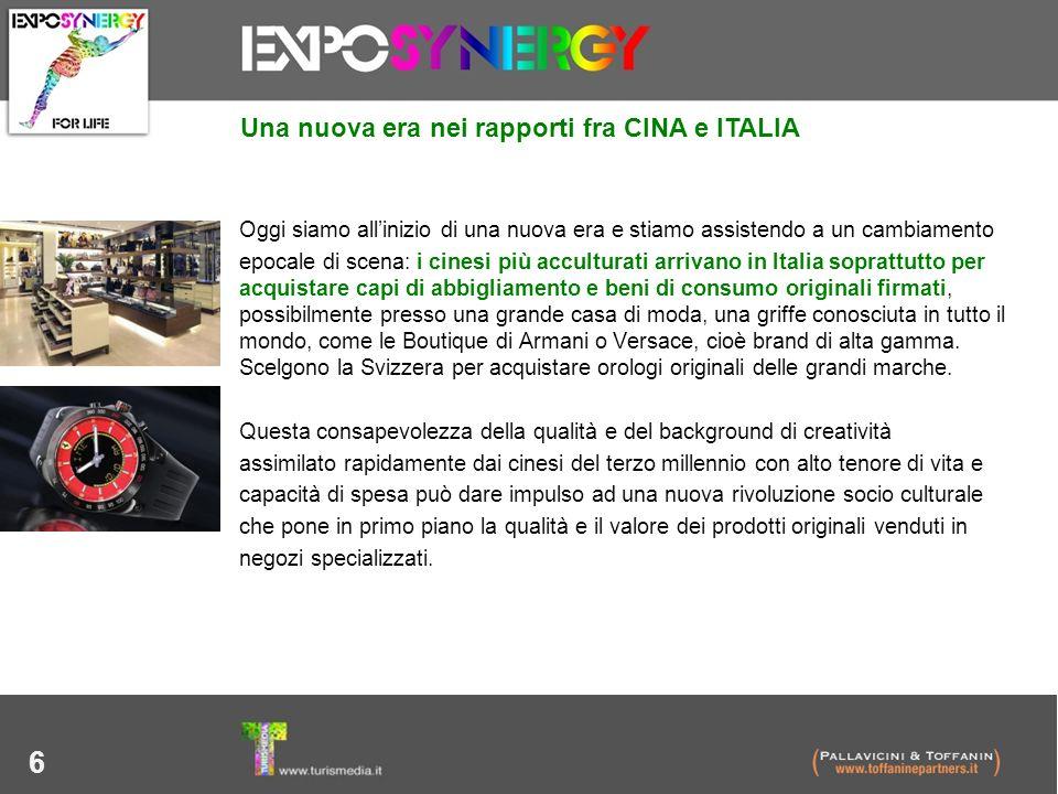 Una nuova era nei rapporti fra CINA e ITALIA