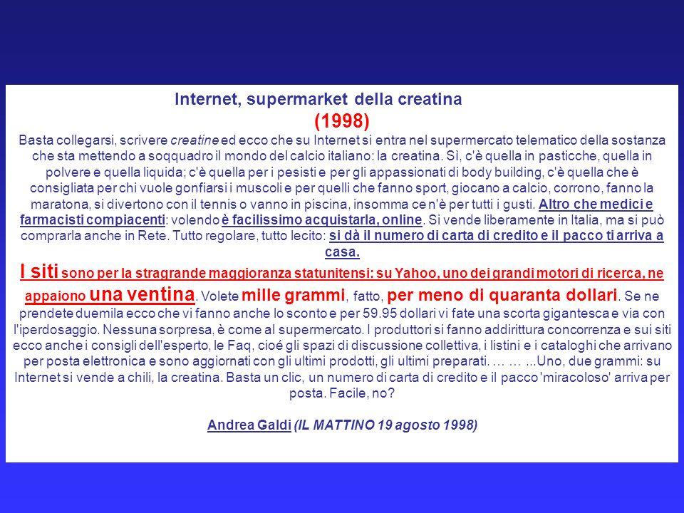 Andrea Galdi (IL MATTINO 19 agosto 1998)