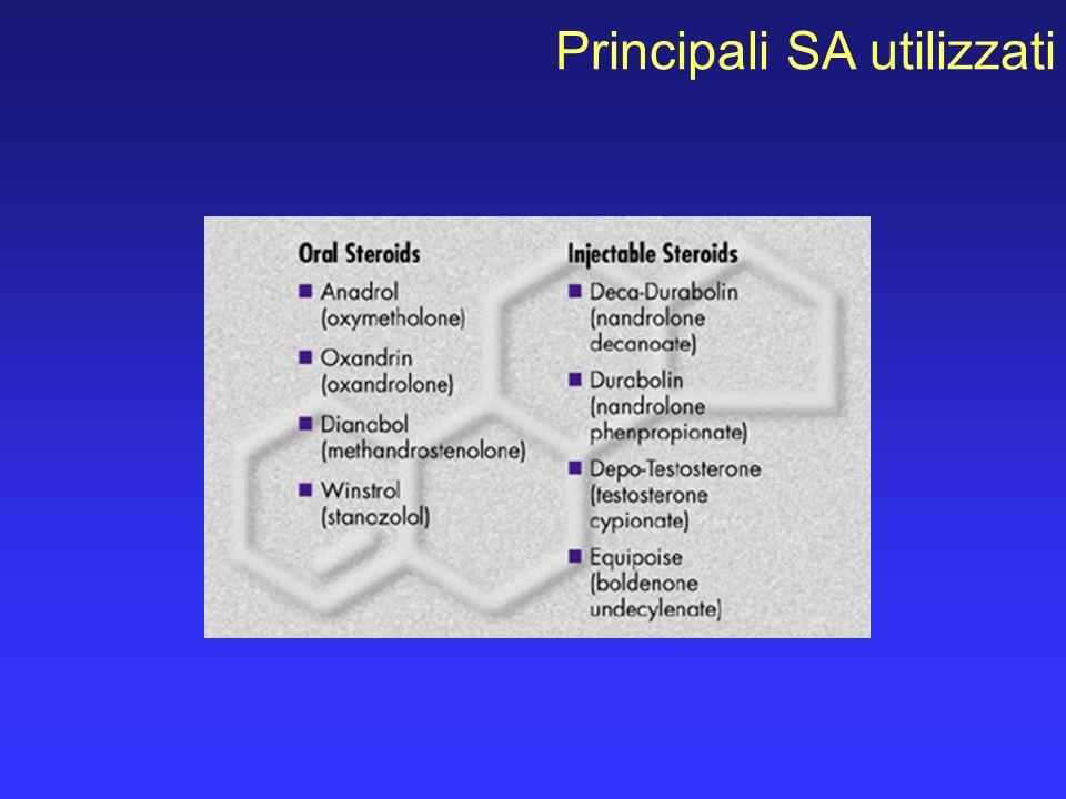 Principali SA utilizzati