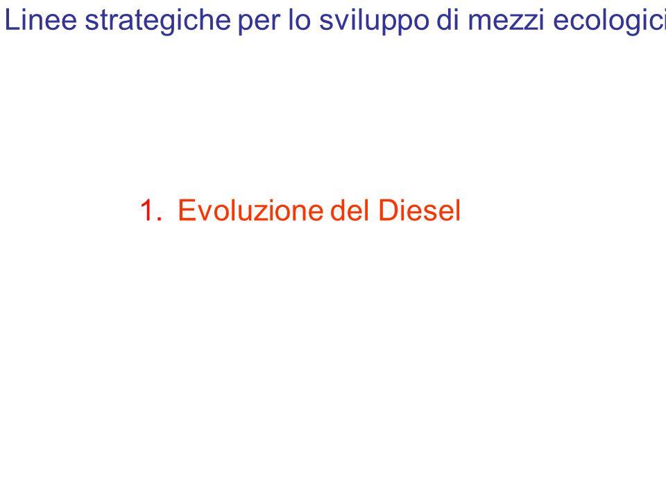 Linee strategiche per lo sviluppo di mezzi ecologici