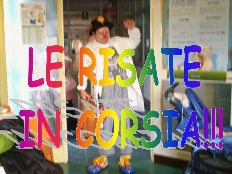 LE RISATE IN CORSIA!!!