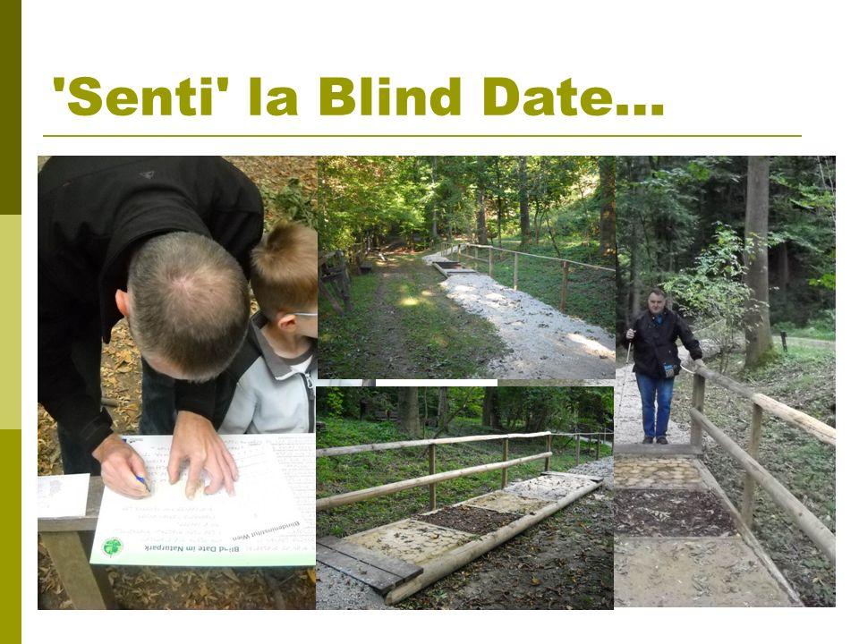 Senti la Blind Date…