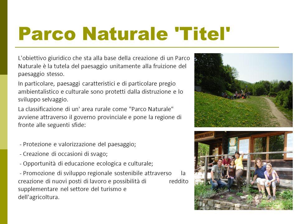 Parco Naturale Titel