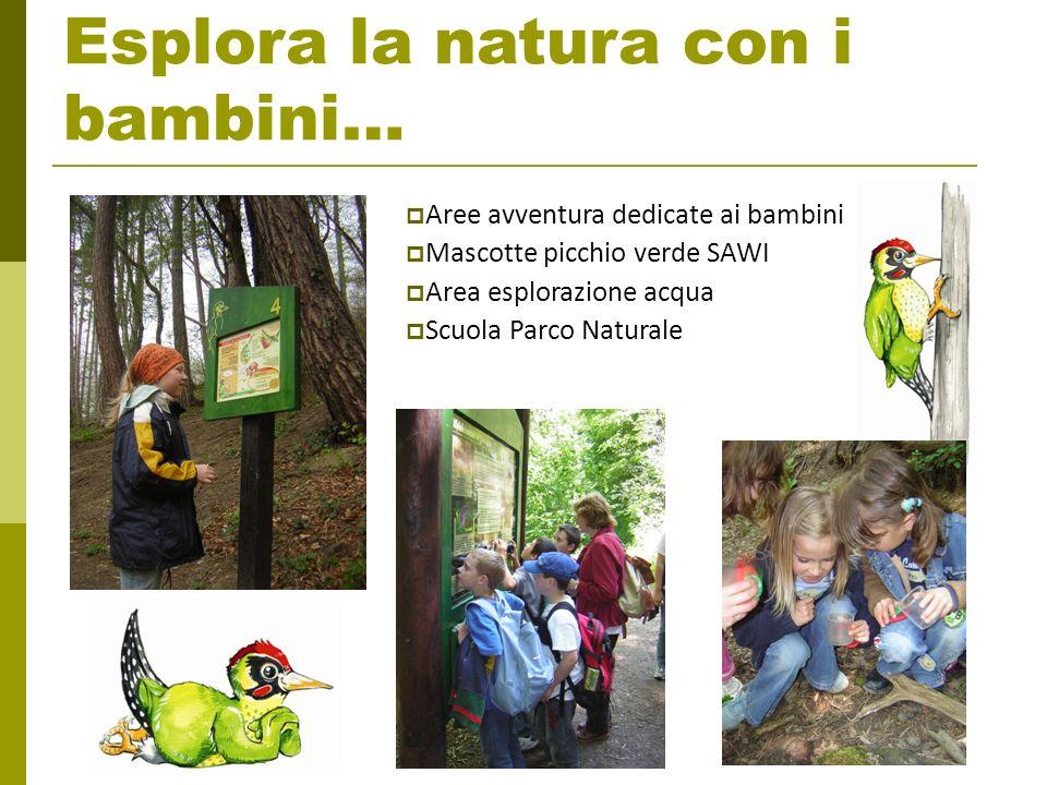 Esplora la natura con i bambini…
