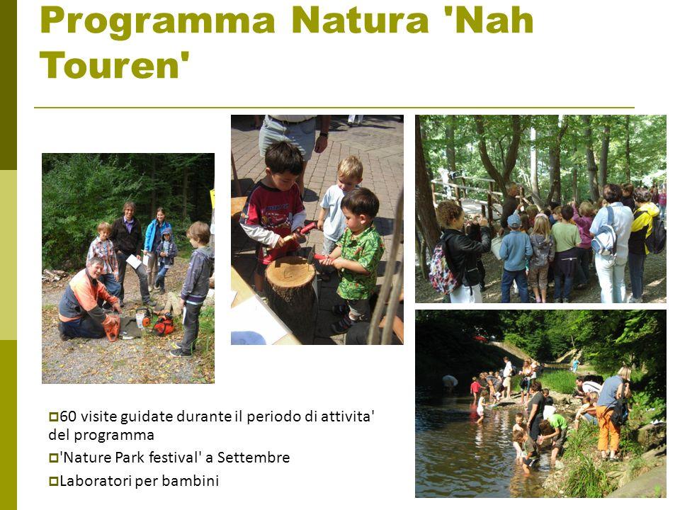 Programma Natura Nah Touren