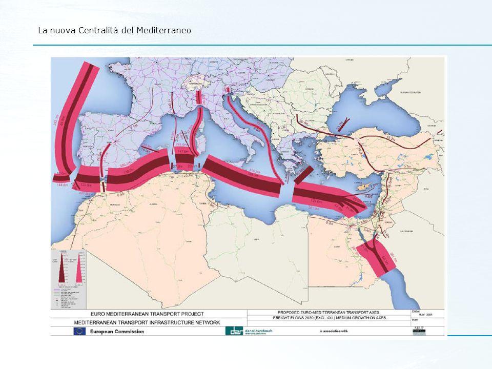 La nuova Centralità del Mediterraneo