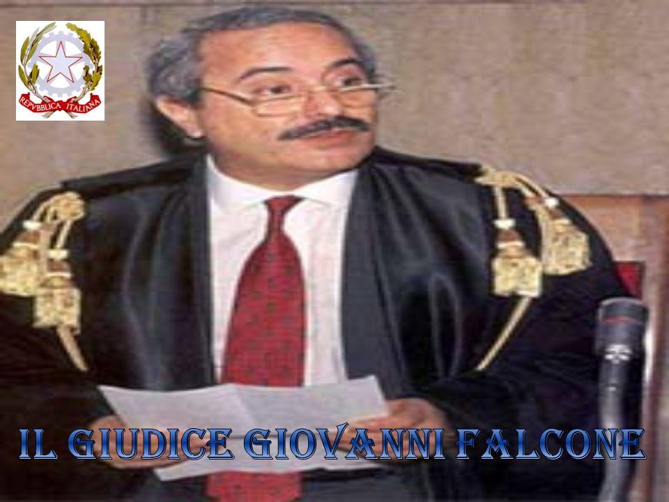 Il Giudice Giovanni Falcone