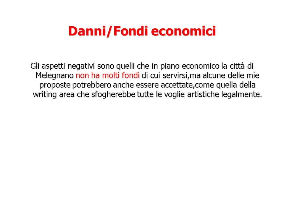 Danni/Fondi economici