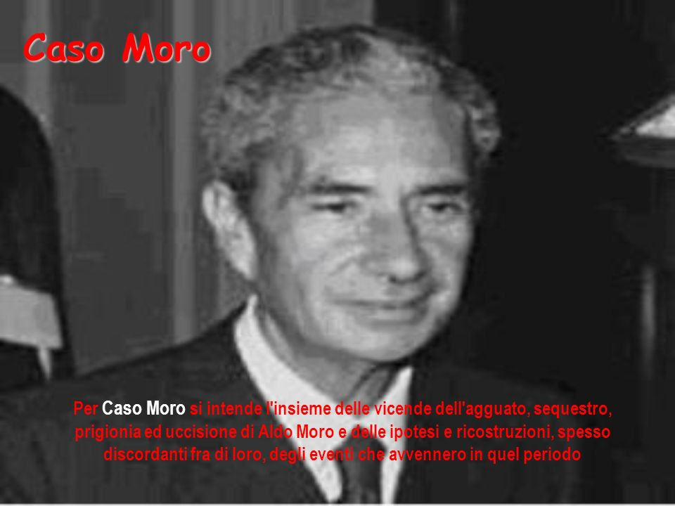 Caso Moro