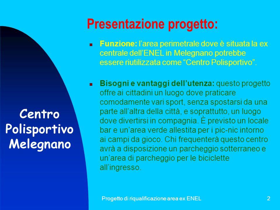 Presentazione progetto: