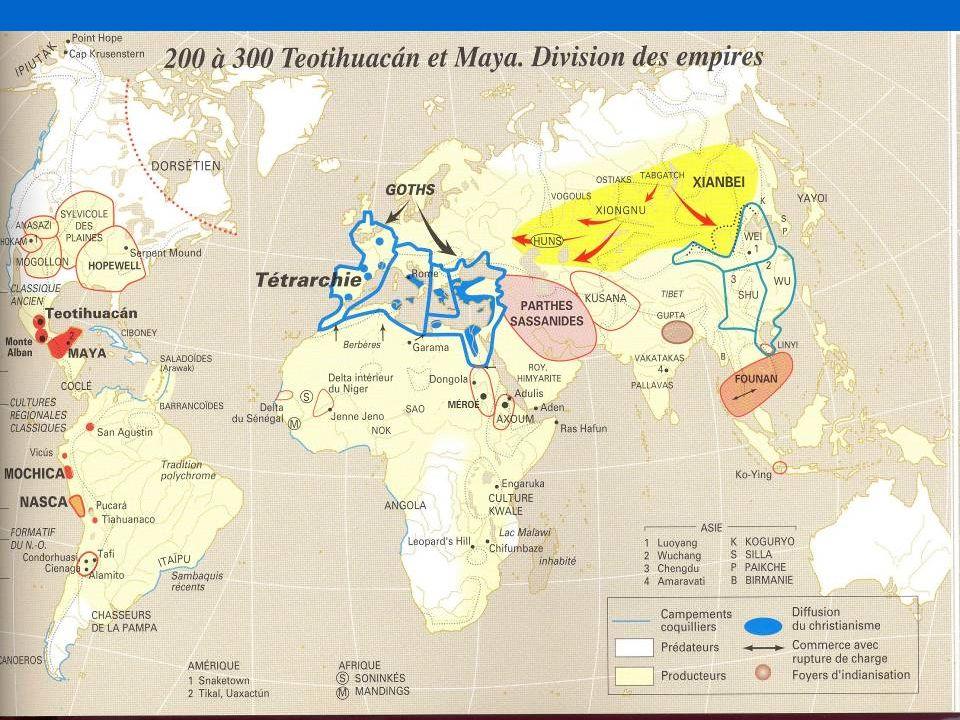 Migrazione e crisi degli Imperi (1)