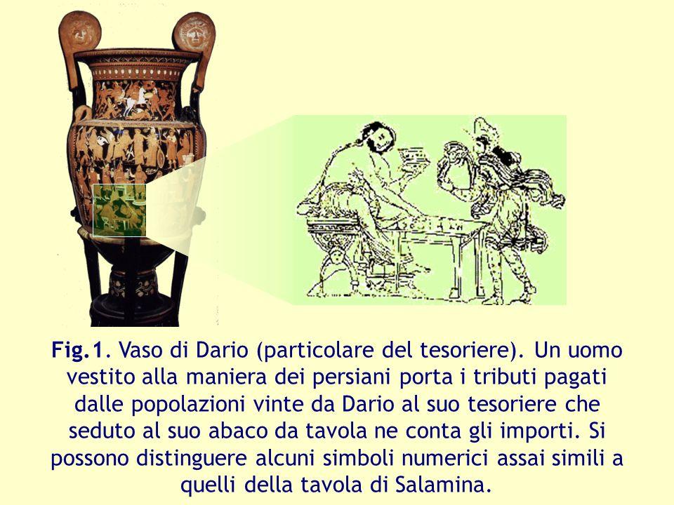 Fig. 1. Vaso di Dario (particolare del tesoriere)