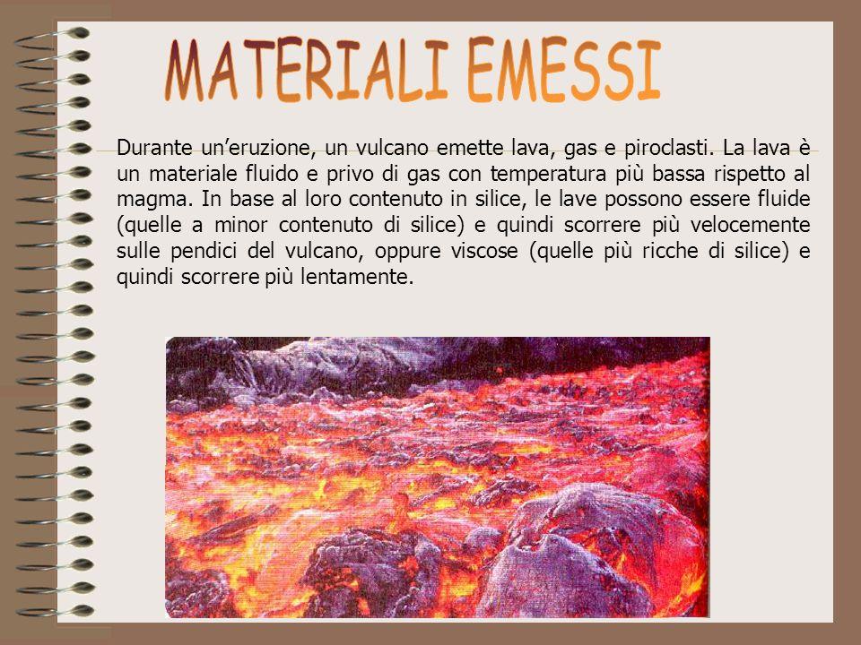 MATERIALI EMESSI