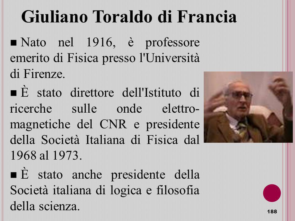 Giuliano Toraldo di Francia