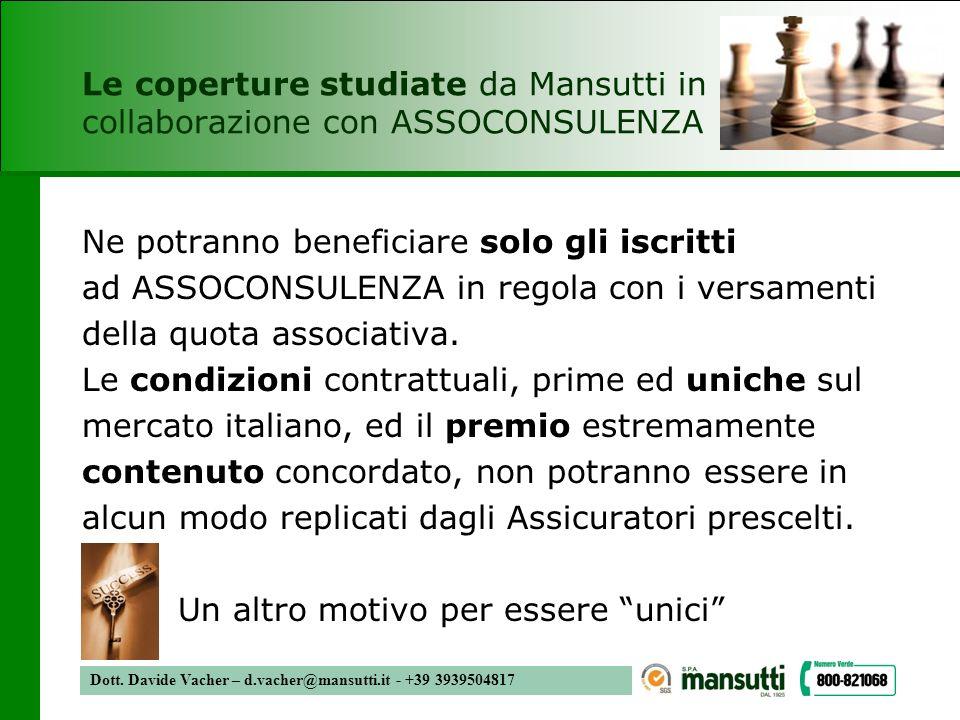 Le coperture studiate da Mansutti in collaborazione con ASSOCONSULENZA
