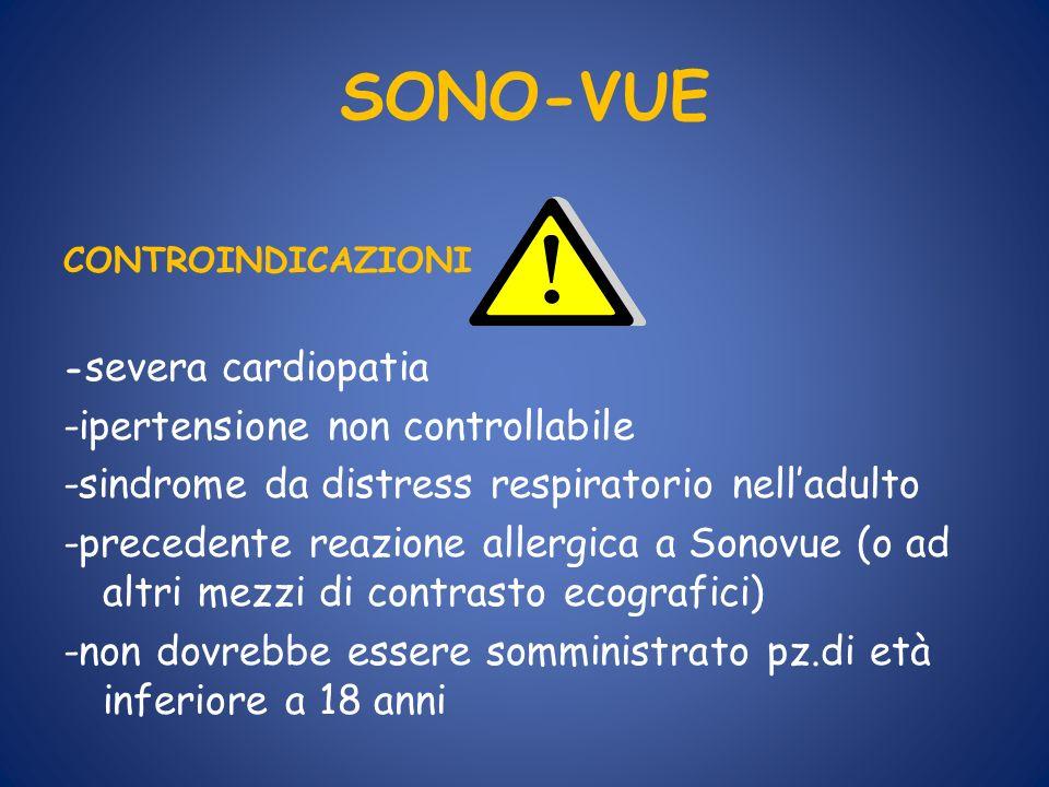 SONO-VUE -ipertensione non controllabile