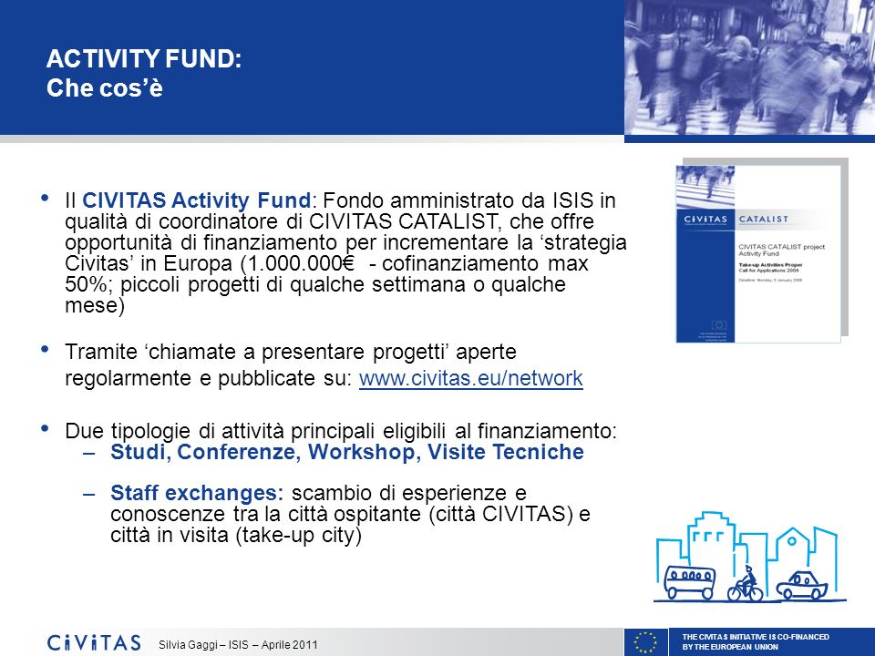 ACTIVITY FUND: Che cos'è