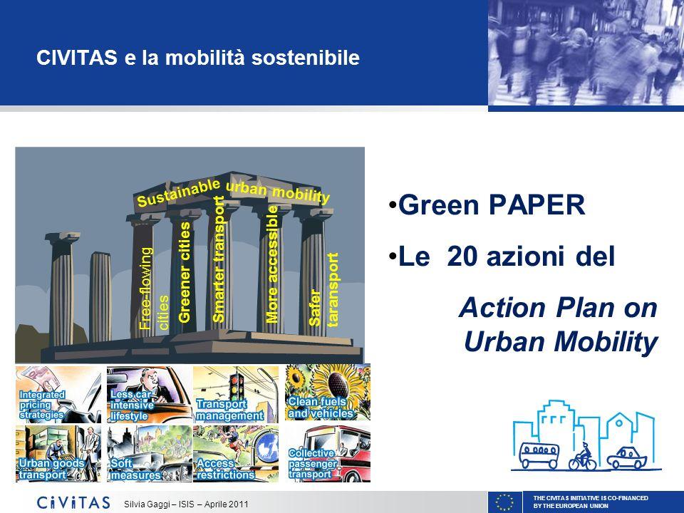 CIVITAS e la mobilità sostenibile