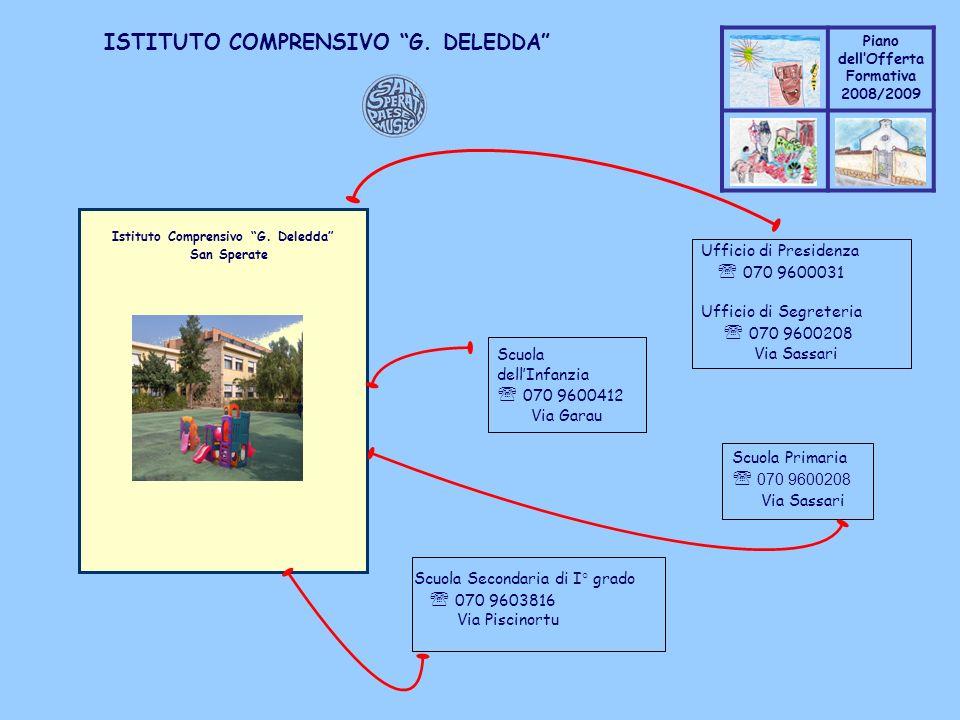 Istituto Comprensivo G. Deledda