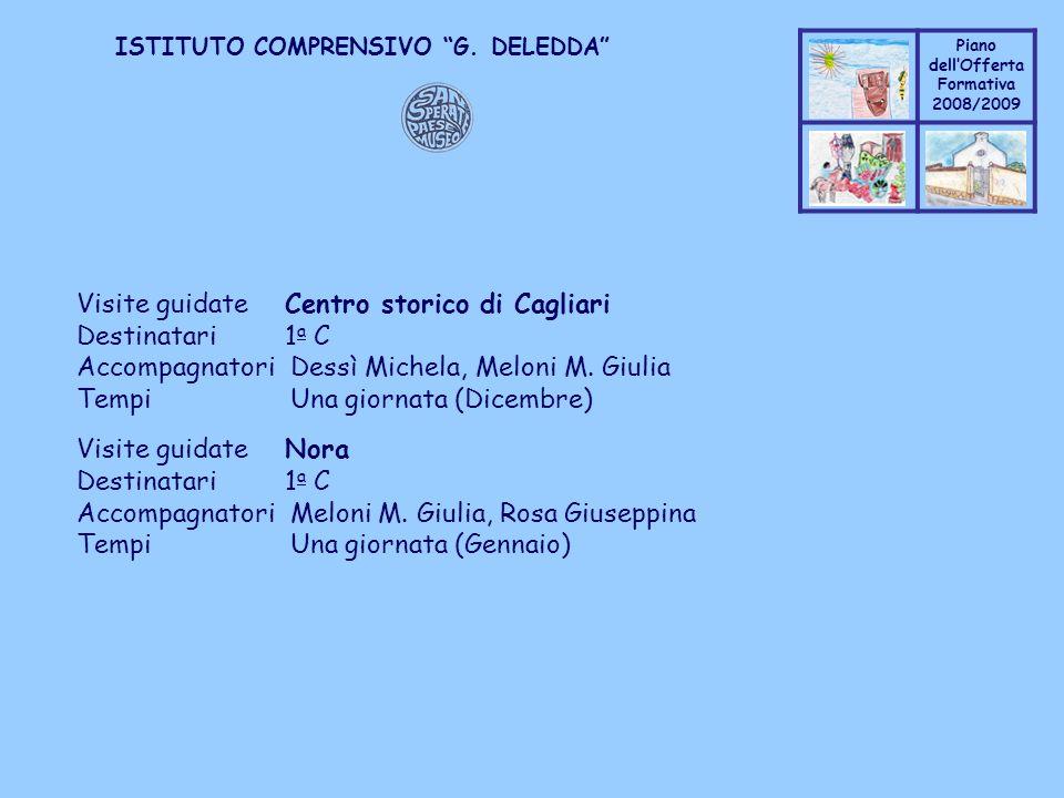 Visite guidate Centro storico di Cagliari