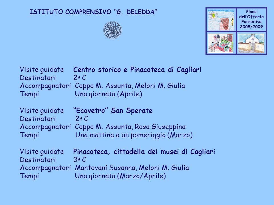 Visite guidate Centro storico e Pinacoteca di Cagliari
