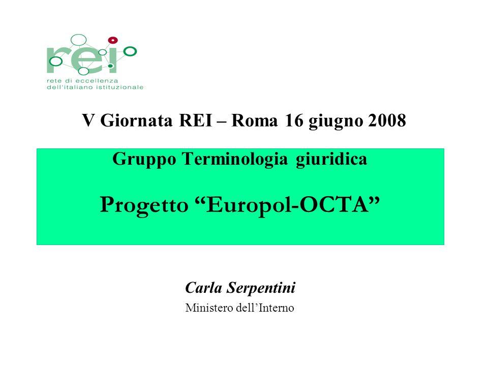 V Giornata REI – Roma 16 giugno 2008