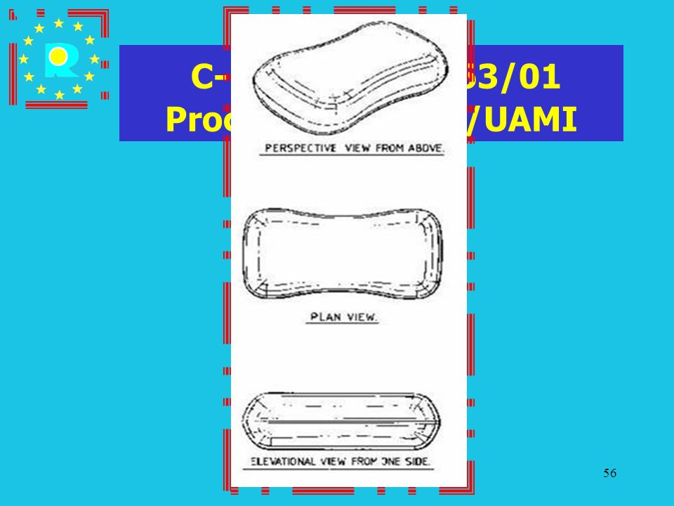 C-107/03 P - T-63/01 Procter & Gamble/UAMI