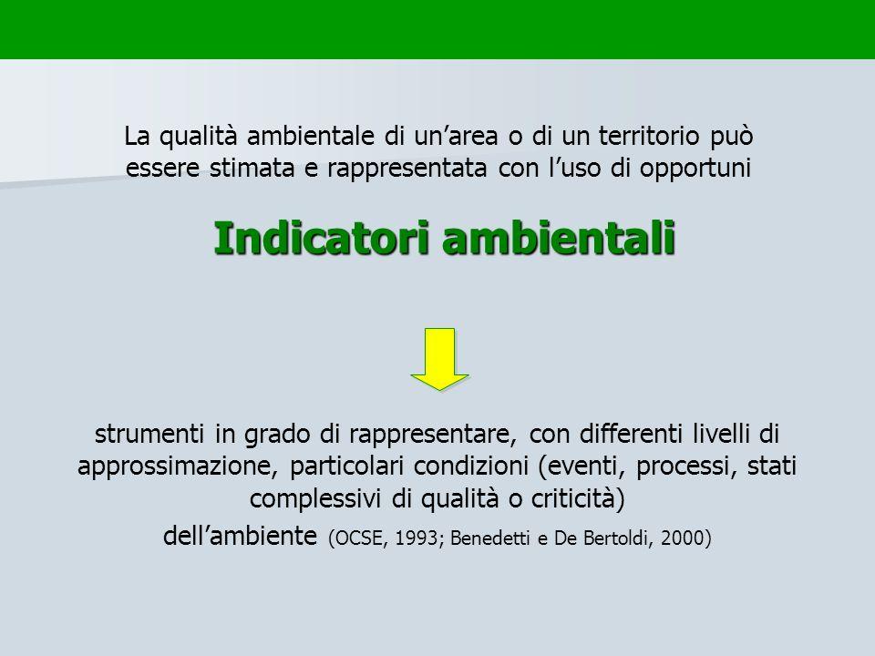Indicatori ambientali
