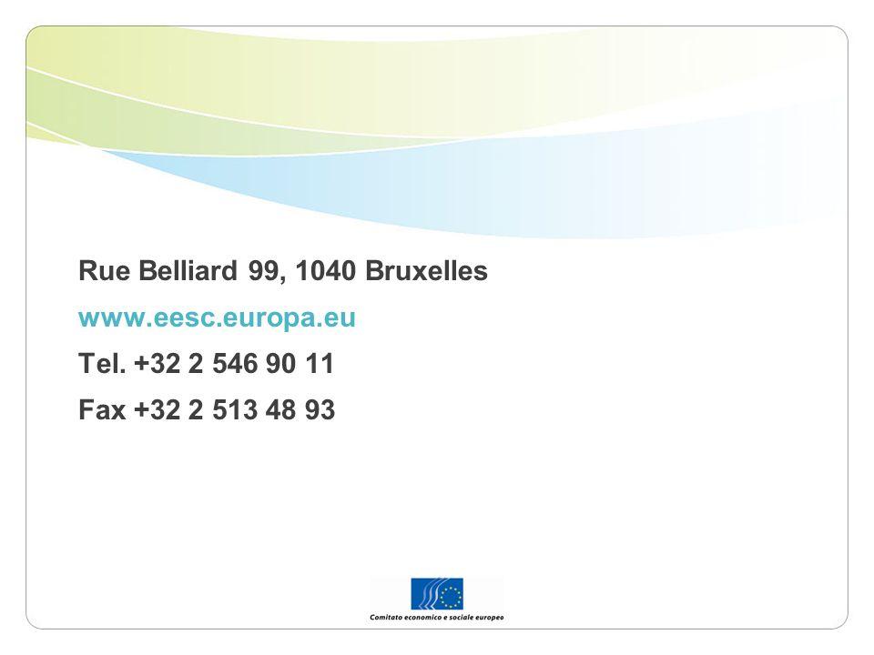 Rue Belliard 99, 1040 Bruxelles