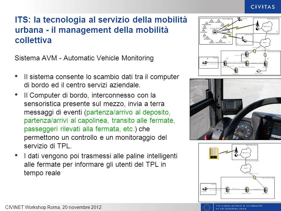 ITS: la tecnologia al servizio della mobilità urbana - il management della mobilità collettiva