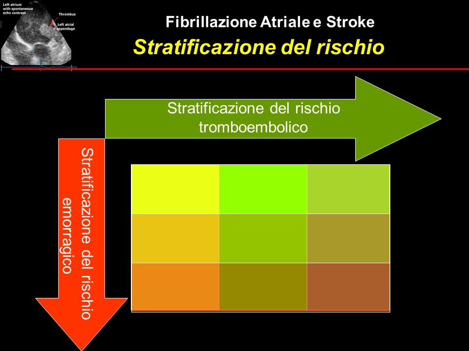 Stratificazione del rischio