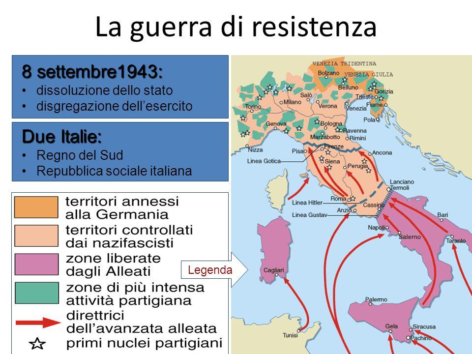 La guerra di resistenza