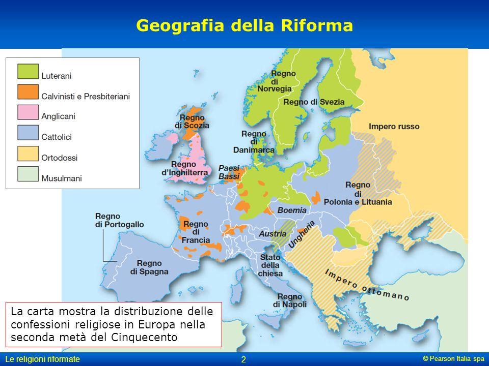 Geografia della Riforma