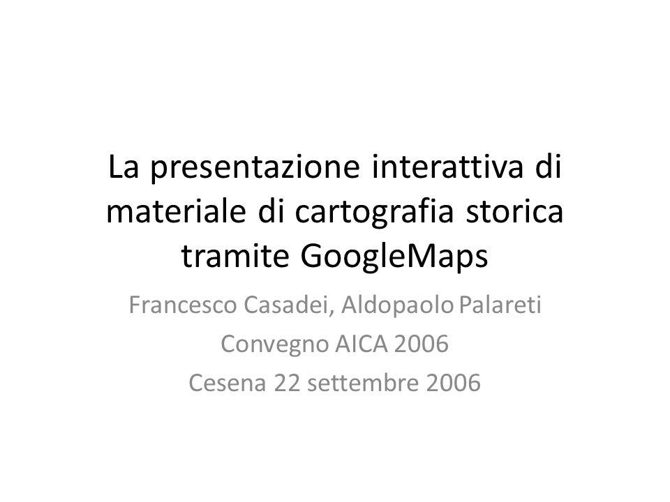 Francesco Casadei, Aldopaolo Palareti