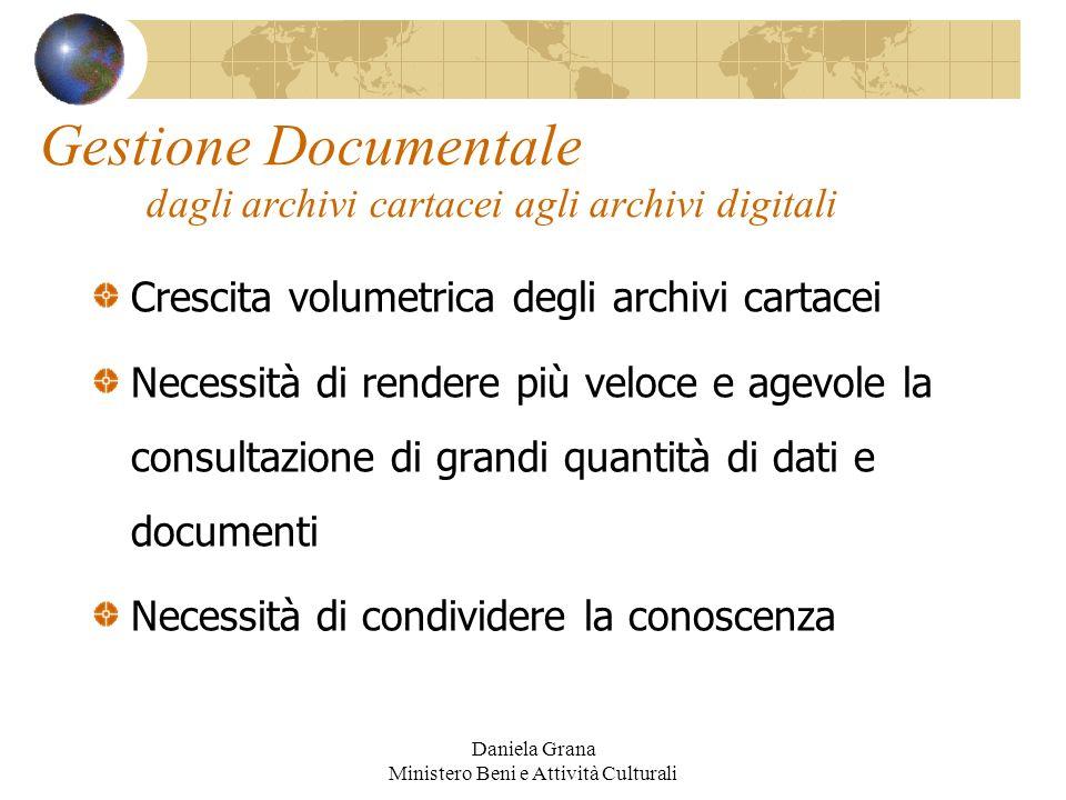 Gestione Documentale dagli archivi cartacei agli archivi digitali