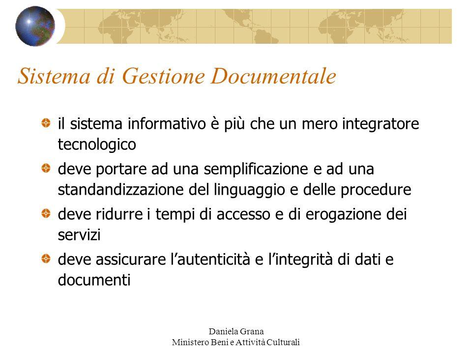Sistema di Gestione Documentale