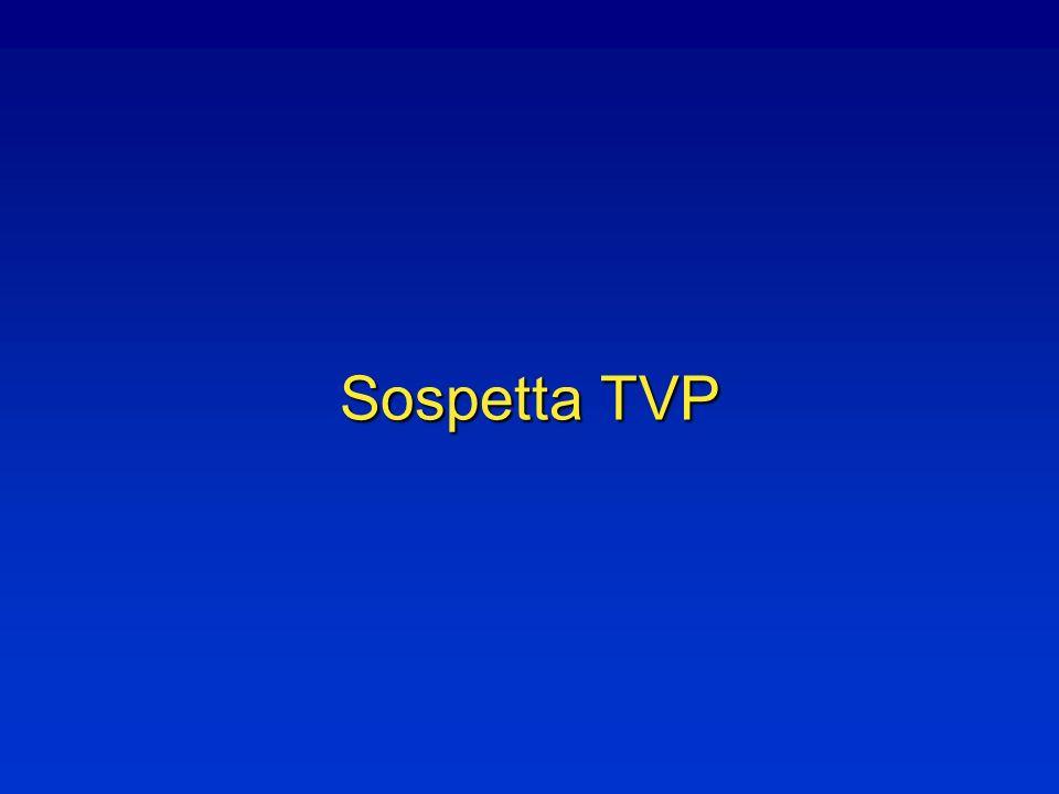 Sospetta TVP