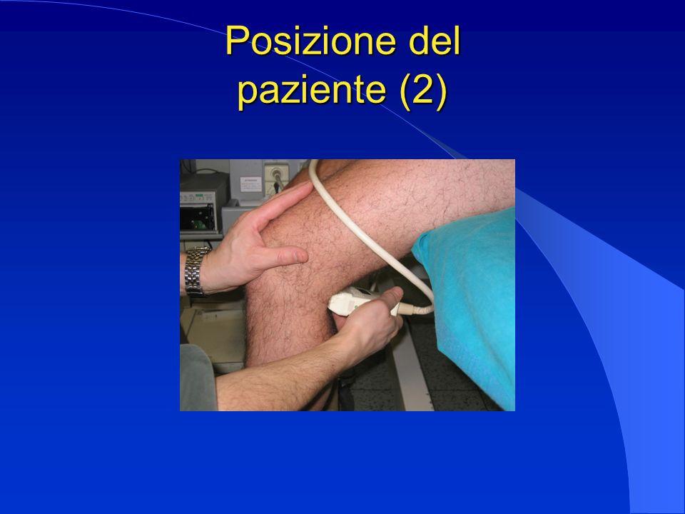Posizione del paziente (2)