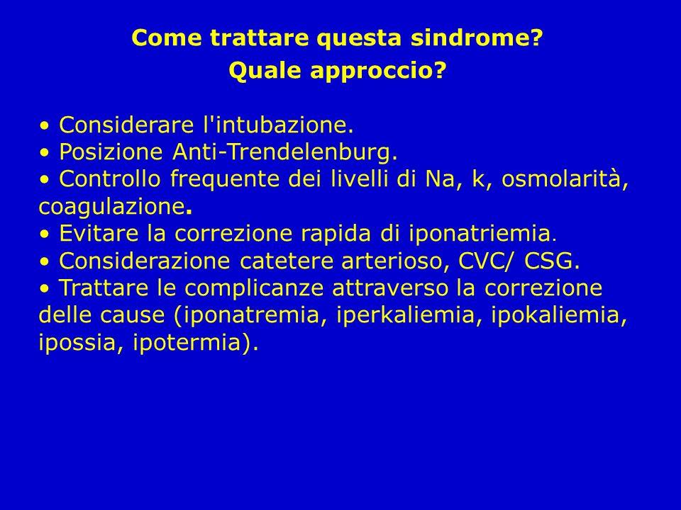 Come trattare questa sindrome