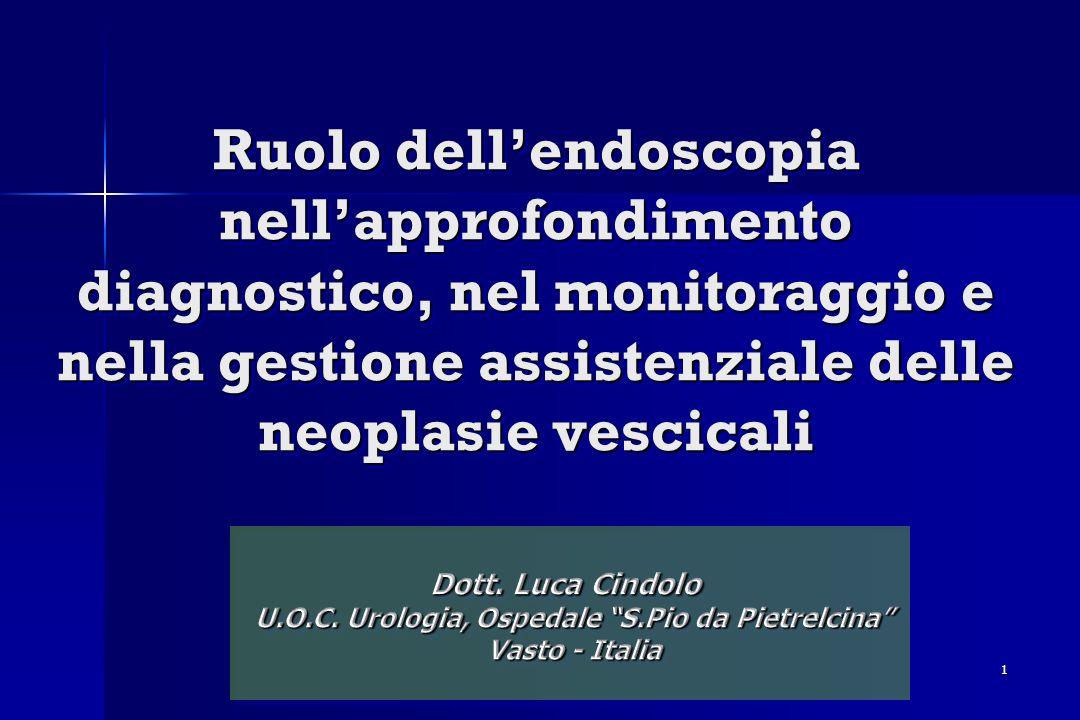 U.O.C. Urologia, Ospedale S.Pio da Pietrelcina
