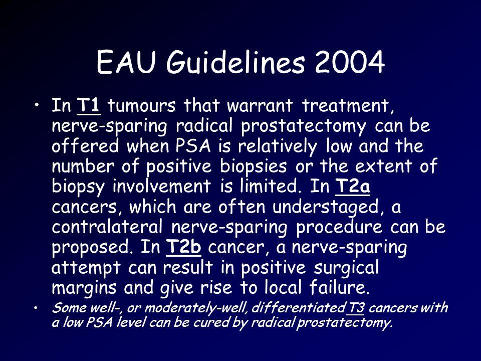 EAU Guidelines 2004
