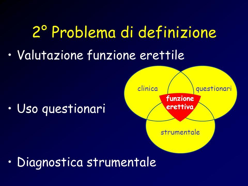 2° Problema di definizione