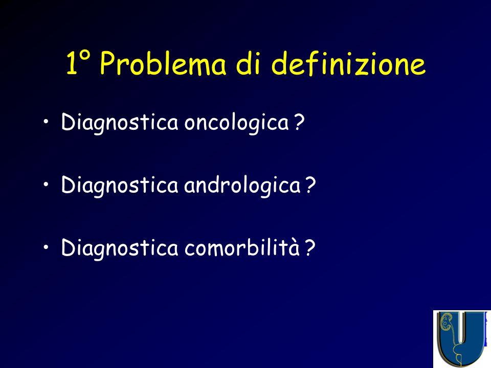 1° Problema di definizione
