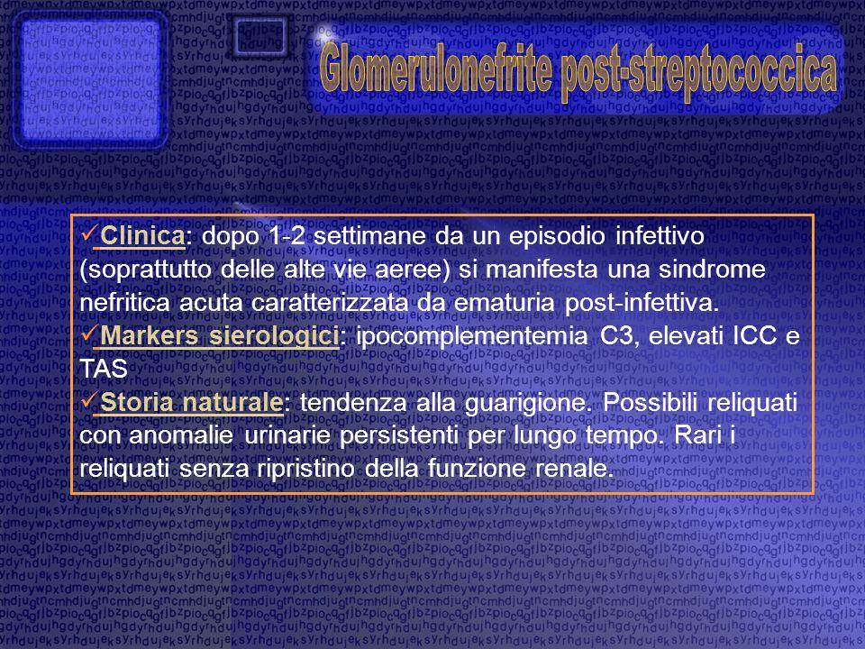 Glomerulonefrite post-streptococcica
