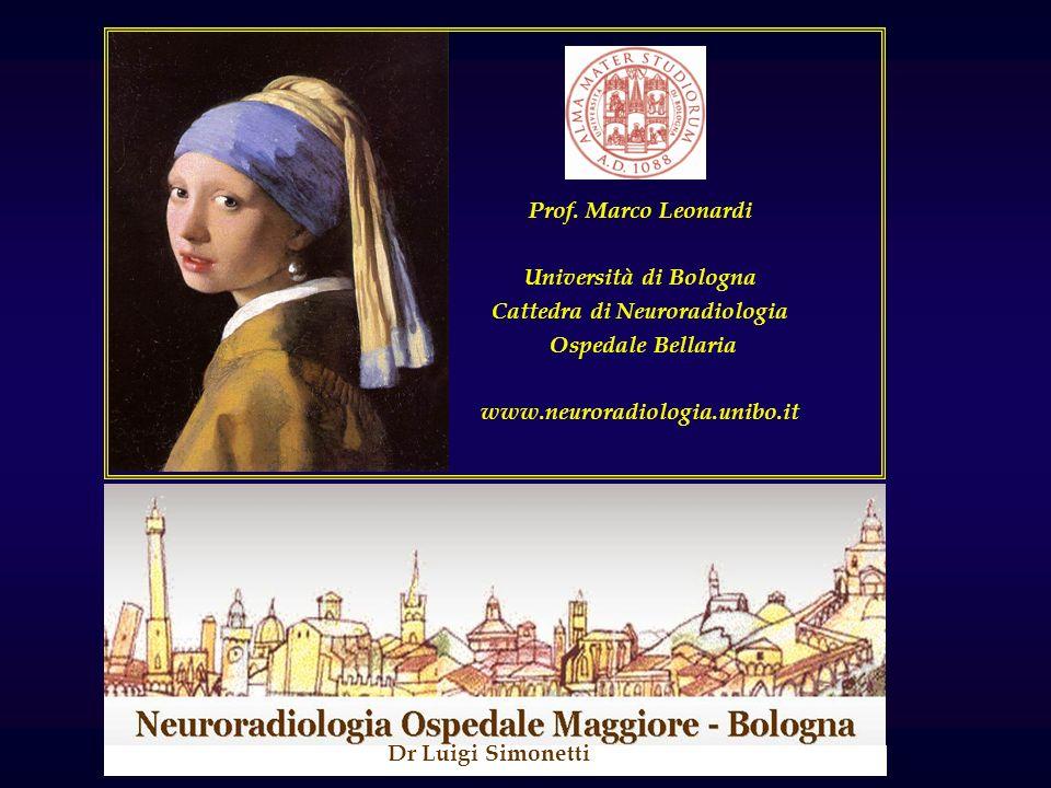 Cattedra di Neuroradiologia