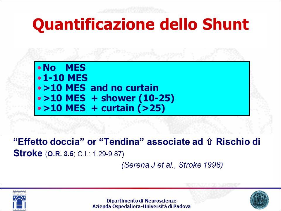 Quantificazione dello Shunt