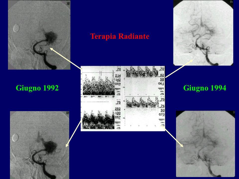 Terapia Radiante Giugno 1992 Giugno 1994